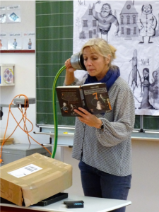 Kinderbuchautorin Meike Haas